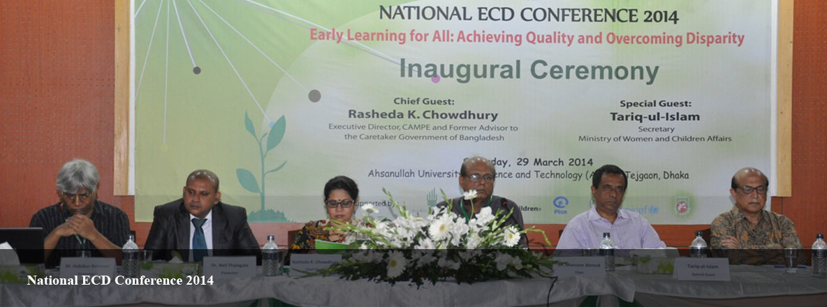 National ECD Conference 2014