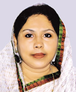 Ms. Meher Afroze Chumki, MP