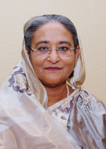 Honourable Sheikh Hasina